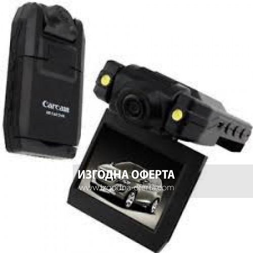 Авто HD DVR камера за видеозапис Carcam P5000