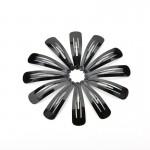 Черен метален тик-так, картон от 12 бр-модел 2