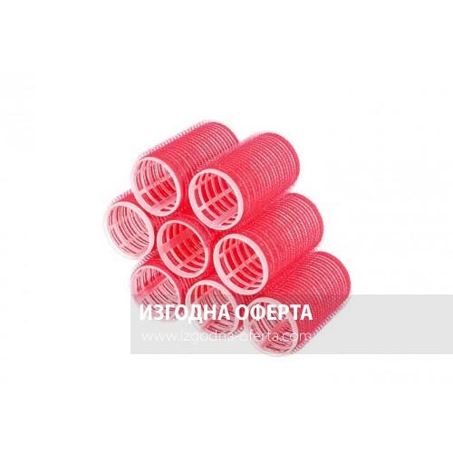 Залепващи ролки за коса-Комплект от 6 броя - 03