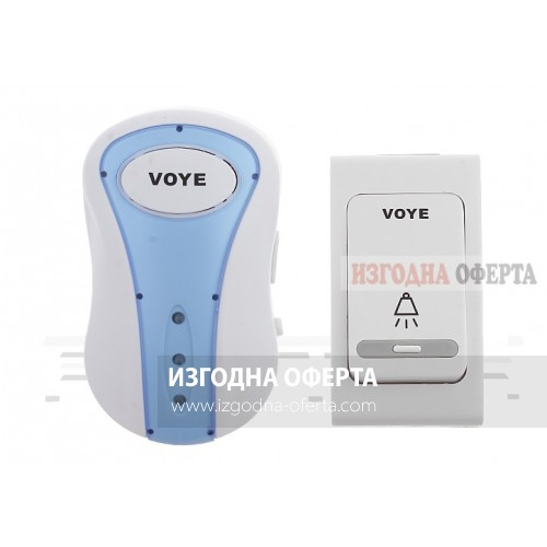 Безжичен Електронен звънец OR-V008B