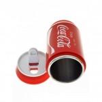 Термо чаша във форма на червено кенче Coka-Cola