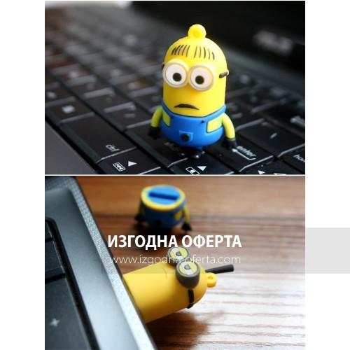 Флашка - Миньон - 4 GB