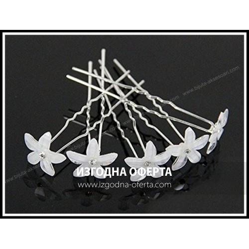 Луксозни фуркети цвете - 024