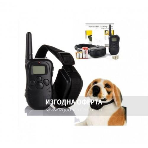 Електронен нашийник за дресура на кучета (Телетакт)