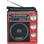 Преносимо къмпинг радио с фенер