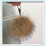 Ключодържател-висулка от естествен косъм