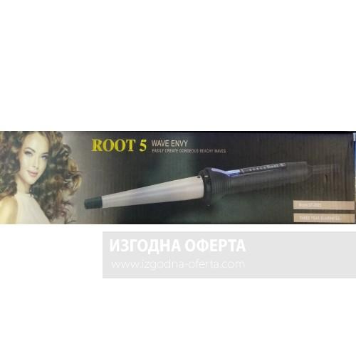 Конусовидна маша за коса Root 5 DT-2026