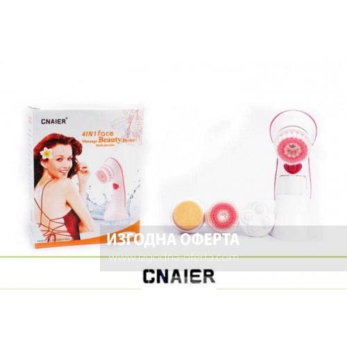Масажор за лице Cleaner - Tool 4 в 1 AE-8289A