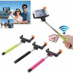 Bluetooth стик за селфи снимки - сгъваем