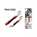 Универсален гаечен ключ Snap and Grip 2 бр.