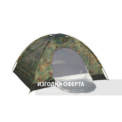 Компактна палатка MILITARY LINE