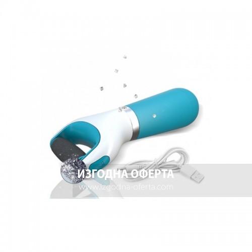 Eлектрическа пила за пети с USB захранване
