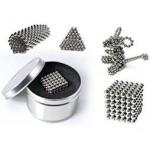 Сребърни магнитни топчета 3 мм