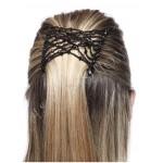 Шнола за коса ez combs - черна