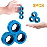 Антистрес магнитни пръстени-фиджет играчка