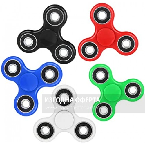 Антистрес играчка Fidget spinner