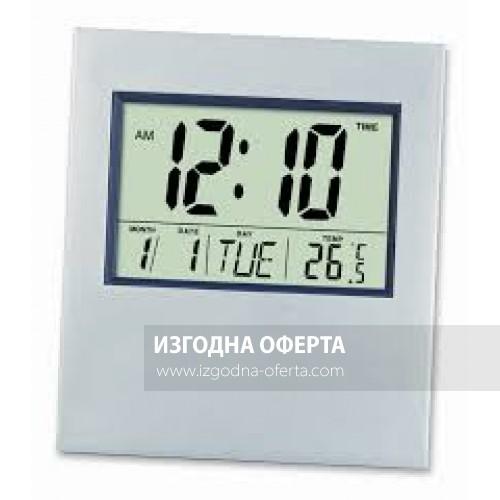 Голям настолно-стенен електронен часовник KENKO KK-2803