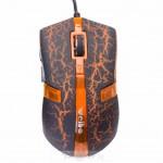 USB Оптична 6D геймърска мишка WB-5160 USB, оранжева