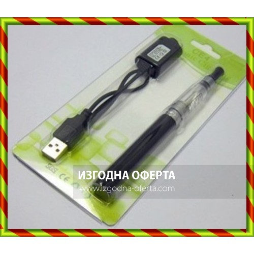 Електронна цигара eGoCE4 с картомайзер