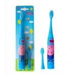 Детска ултразвукова елeктрическа четка за зъби