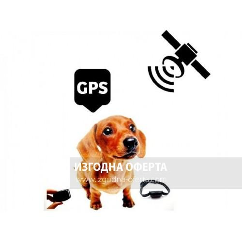 GPS Positioner Real Time карта за проследяване на домашен любимец