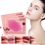PILATEN Lip колагенова розова маска за устни