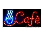 Светеща табела - Кафе
