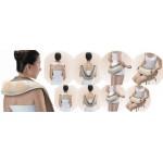 Универсален тапинг масажор за врат, рамене и гръб