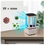 Ултравиолетова антибактериална лампа за дезинфекция