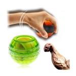 Wristball - пластмасова топка за трениране на ръце -пръсти, бицепс, трицепс