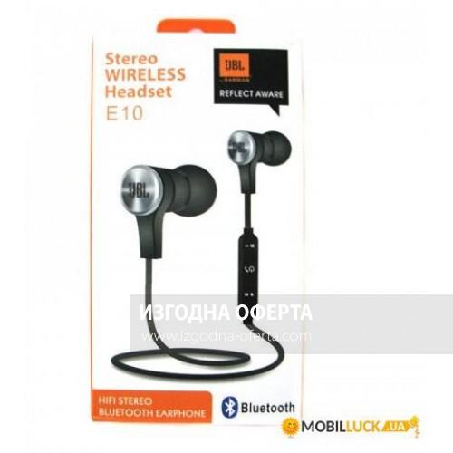 Безжични Слушалки JBL MDR T-E10