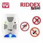 Riddex Quad - уред против гризачи, хлебарки, мравки, паяци