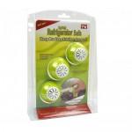 Fridgeballs - 3 броя десорбатори за хладилник,запазващи свежестта на плодовете и зеленчуците