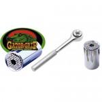 GATOR GRIP - универсален ключ захваща здраво похабени, деформирани и нестандартни гайки с размер 7-19 мм